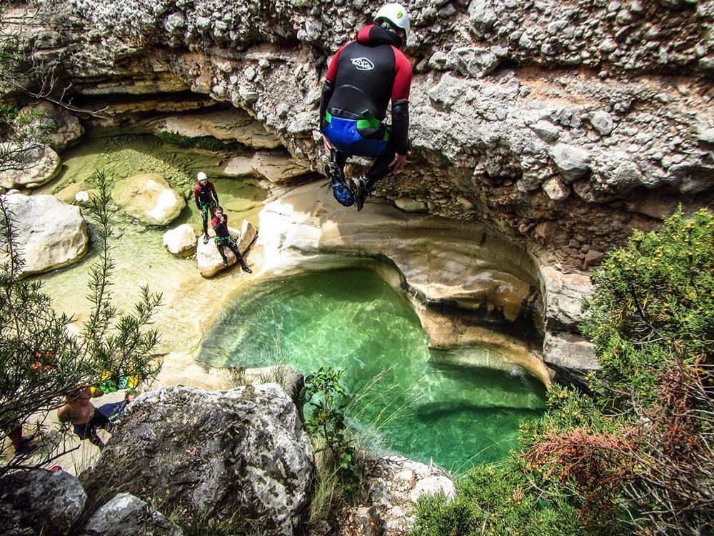 Canyoning Sierre de Guara