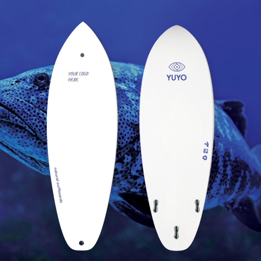 Planche surf écologique Yuyo