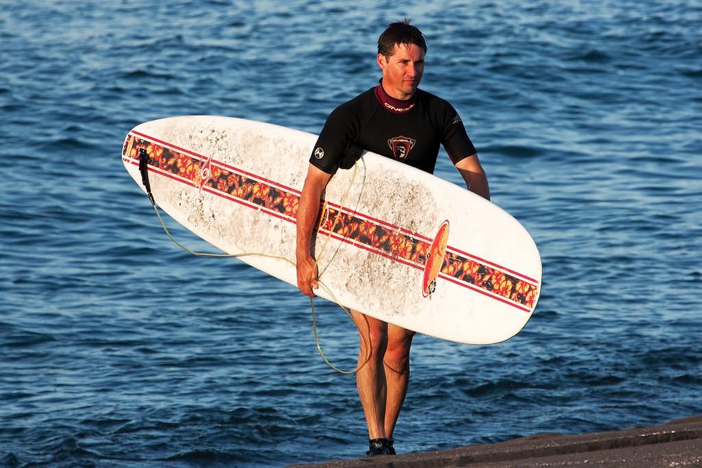 Session surf en solo