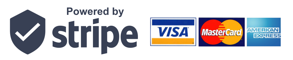 Secured Payment by Stripe